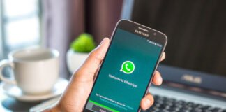 How to mute a video before sending it on WhatsApp?