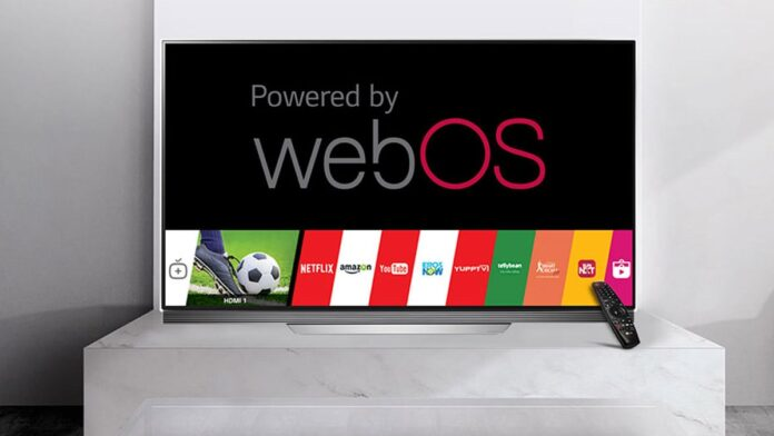 LG will open webOS to other manufacturers to compete with Android TV