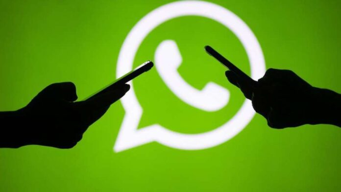 How to talk to yourself on Whatsapp?