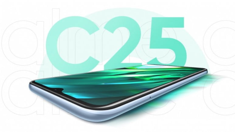 Realme C25 is official now: Specs, price and release date