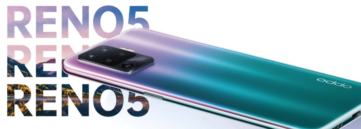OPPO has unveiled Reno5 Lite: Specs, price and release date