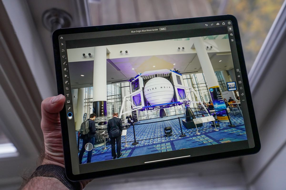 Adobe launches subscription to Photoshop and three other apps exclusively for iPad users