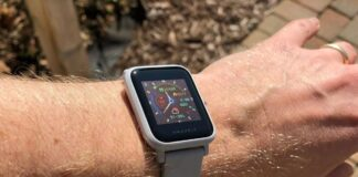 Amazfit goes all out in health Electrocardiogram, blood pressure, and more