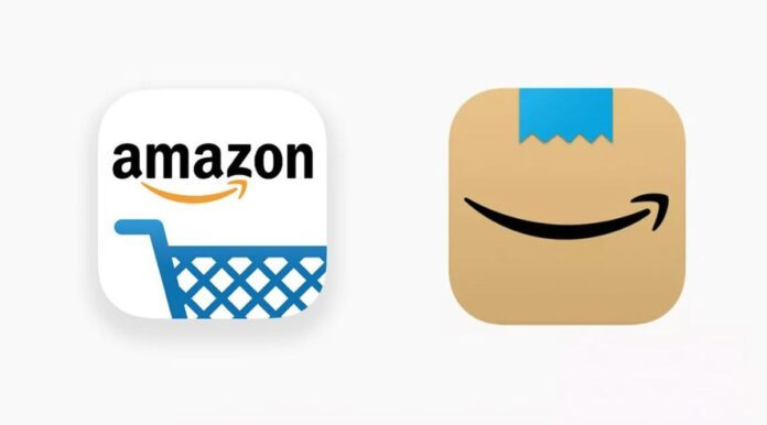 Amazon changes its app logo to stop looking like Hitler