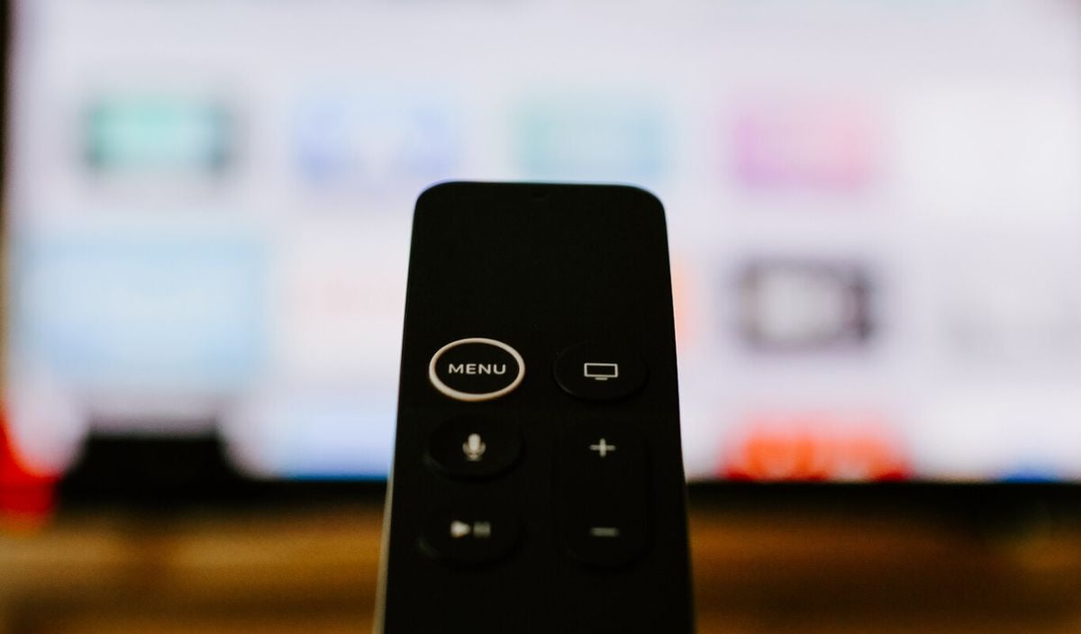 Apple is developing a new remote for Apple TV