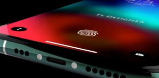 Apple patents new under-screen Touch ID system