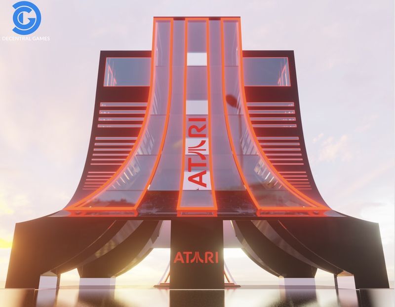 Atari prepares a casino based on its video games It will be online and will operate with cryptocurrencies