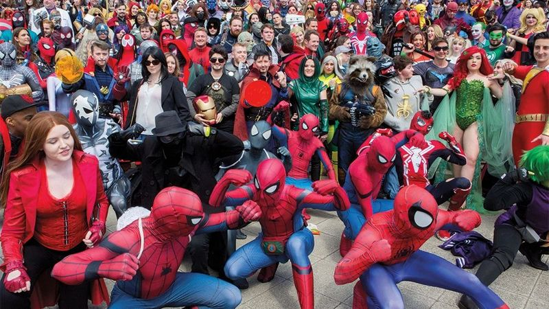 Comic-Con will return with a face-to-face event in November