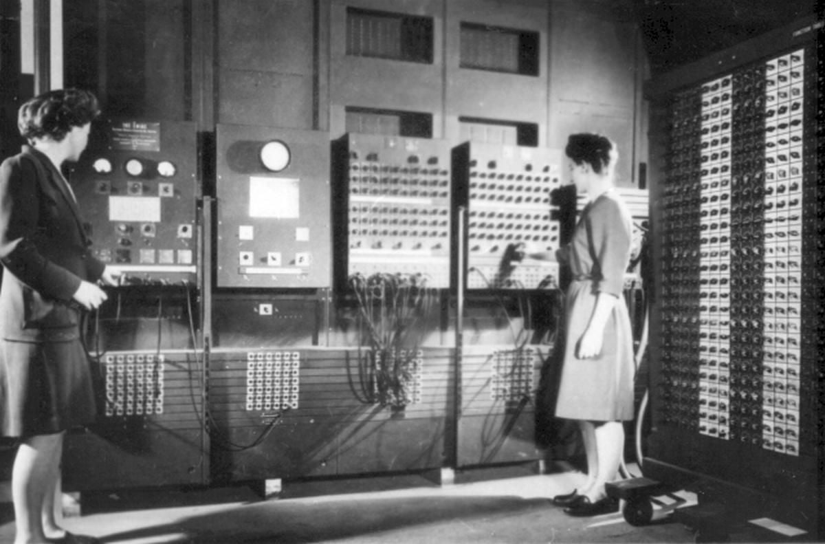 ENIAC, the first general-purpose computer, turns 75 years old