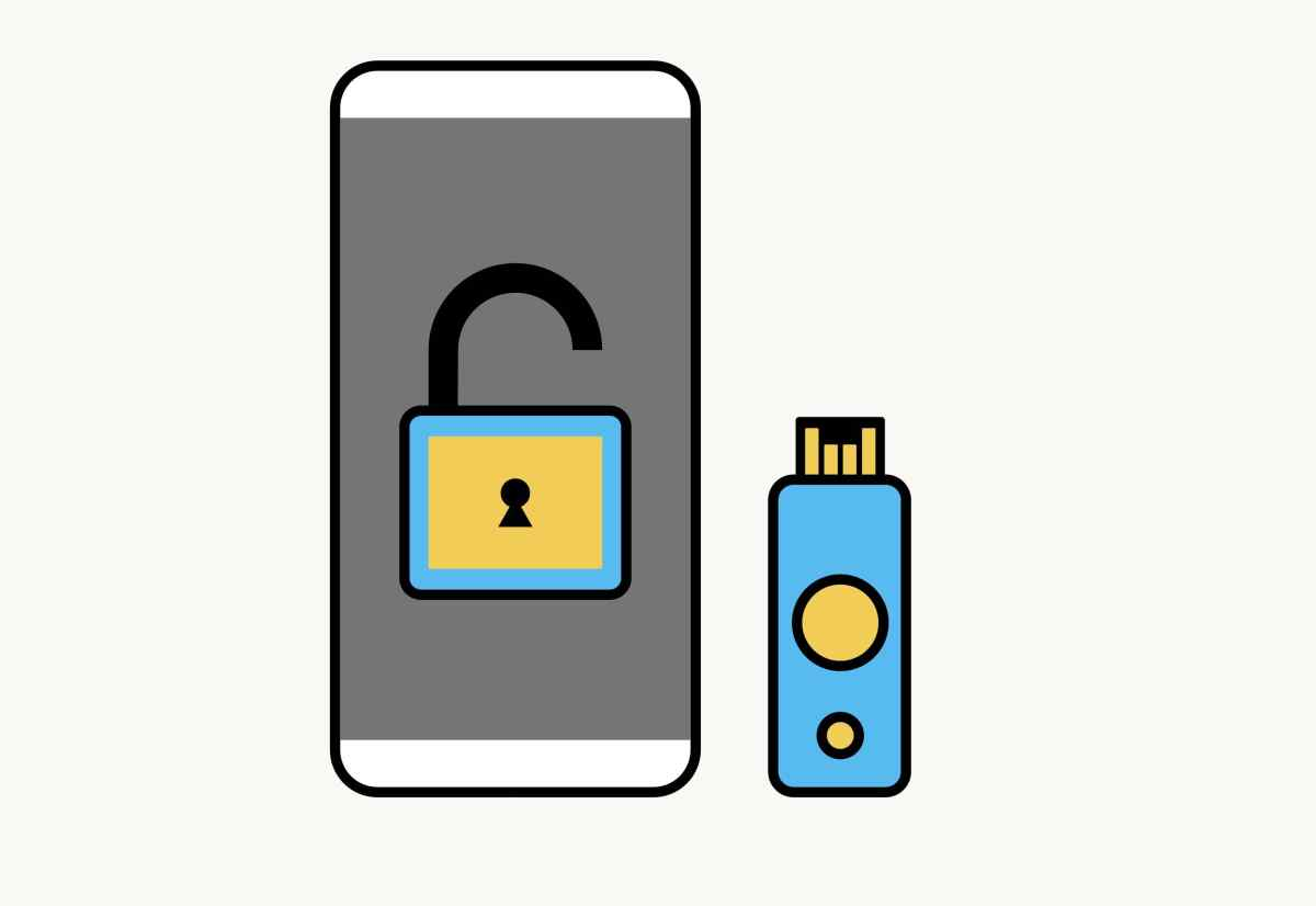 Facebook now allows the use of physical security keys on mobile devices