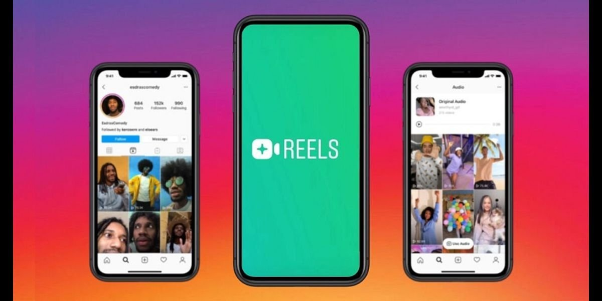 Facebook now tests the integration of Reels into its main application