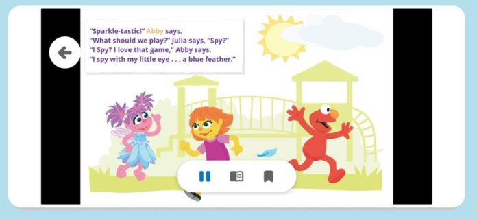 Google Play Books adds features to enhance children's reading experience
