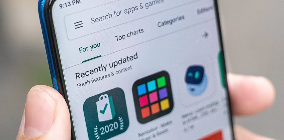 Google Play has a new dynamic to speed up app downloads
