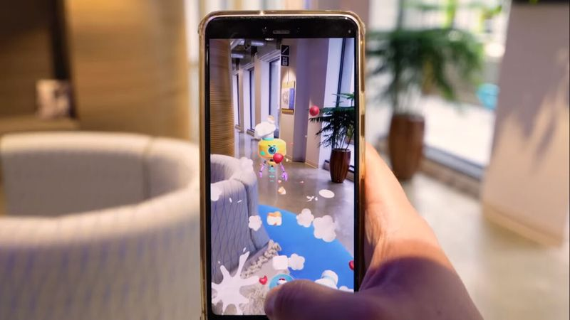 Google enhances ARCore augmented reality with dual camera support