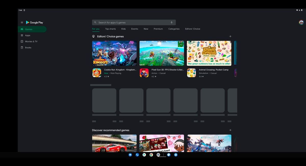 Google is working on a desktop mode for Android 12