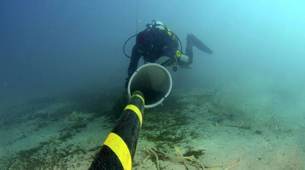 Google's undersea cables have a new function Detecting earthquakes and tsunamis
