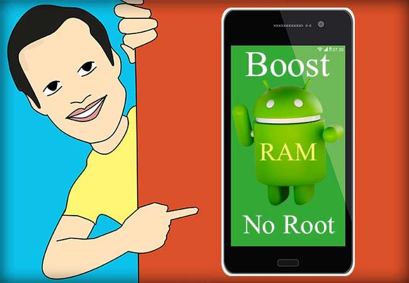 How to speed up the RAM of your smartphone without root?