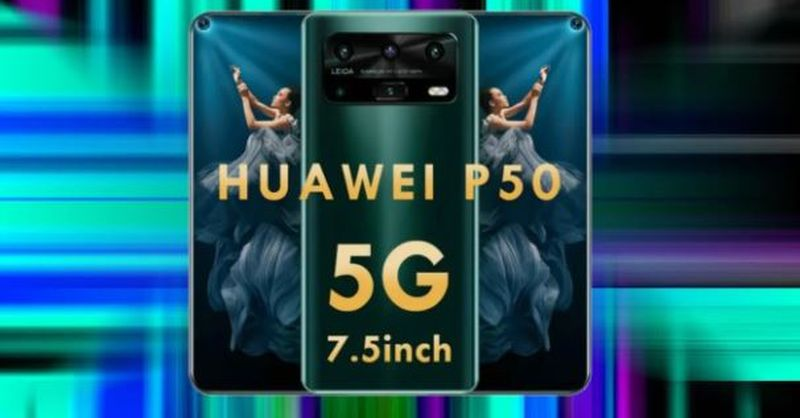 Huawei P50 to arrive in mid-April with two major features