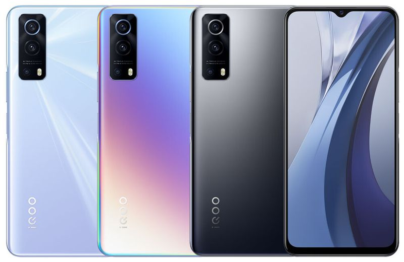 IQOO Z3: A new cheap 5G smartphone with Snapdragon 768G, 120Hz display, and 50W fast charging
