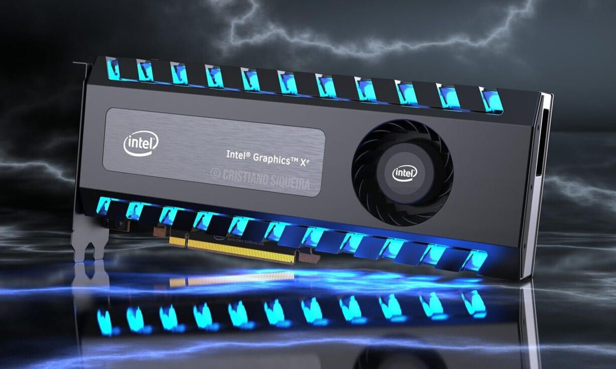 Intel Xe DG2 a real alternative to NVIDIA and AMD in graphics