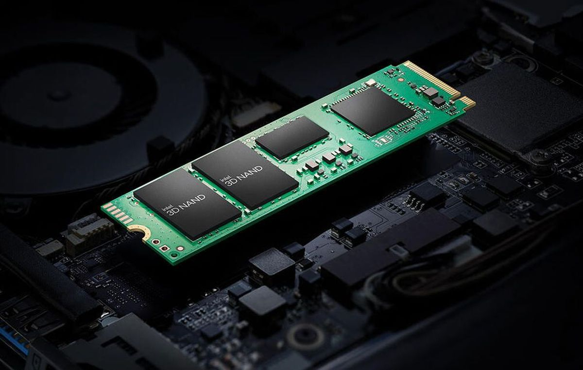 Intel commercializes the SSD 670p for the mass consumer market