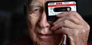 Lou Ottens, the creator of the cassette tape and co-creator of the CD, dies at age 94