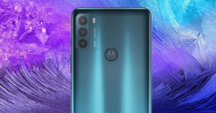 Motorola Moto G50 design and features unveiled ahead of time