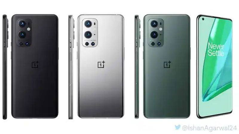 OnePlus unveils the look and feel of its new OnePlus 9