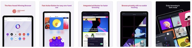 Opera updates its browser for iPhone and iPad