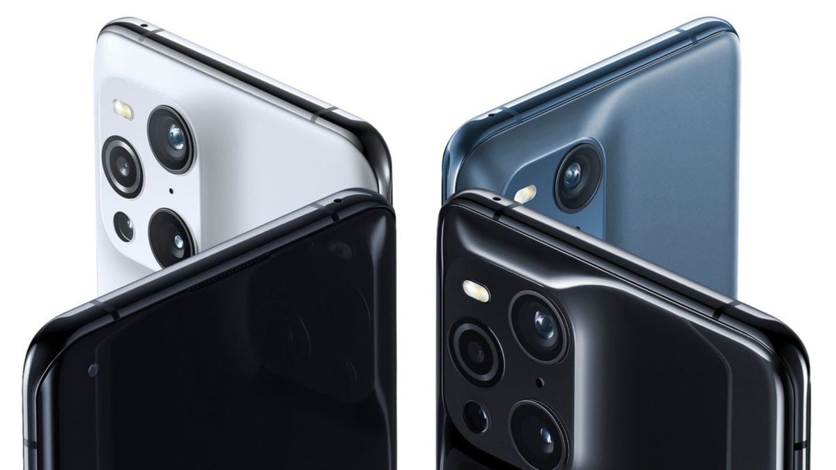 OPPO Find X3 Pro, Find X3 Neo and Find X3 Lite are presented: Specs, price and release date