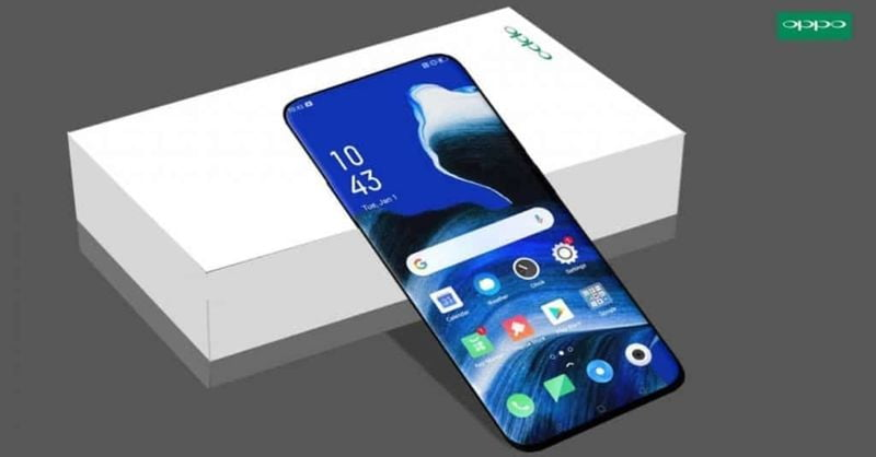 Oppo Reno 5Z unveiled after U.S. certification of the phone