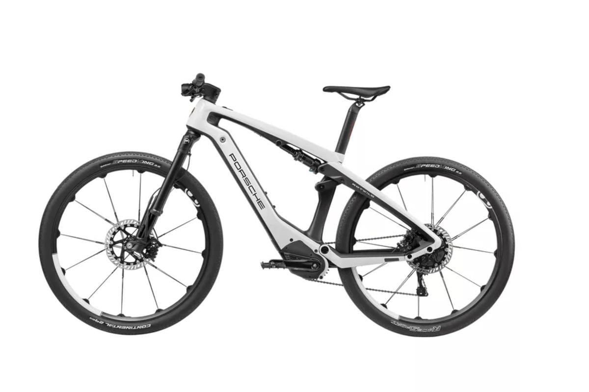 Porsche introduces electric bicycles based on its new electric cars