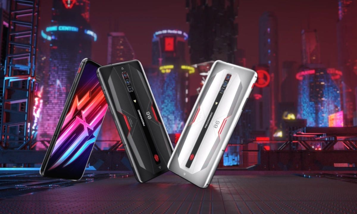 RedMagic 6 Pro arrives on the international market with spectacular hardware and a low price tag