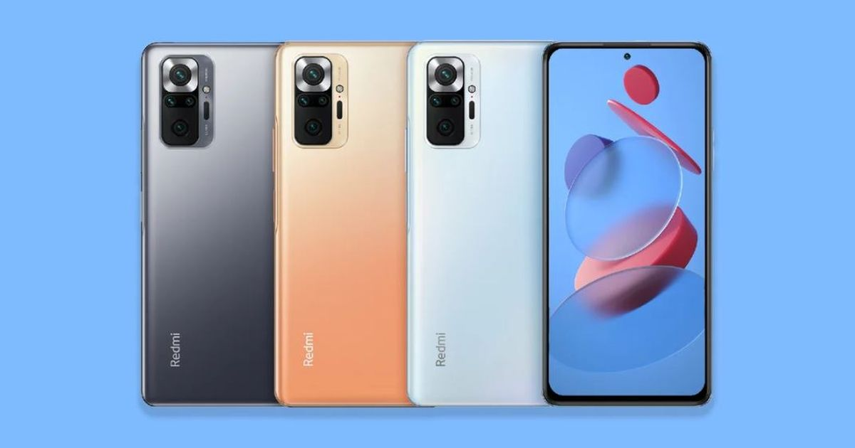 Redmi Note 10 Pro Max specifications leaked