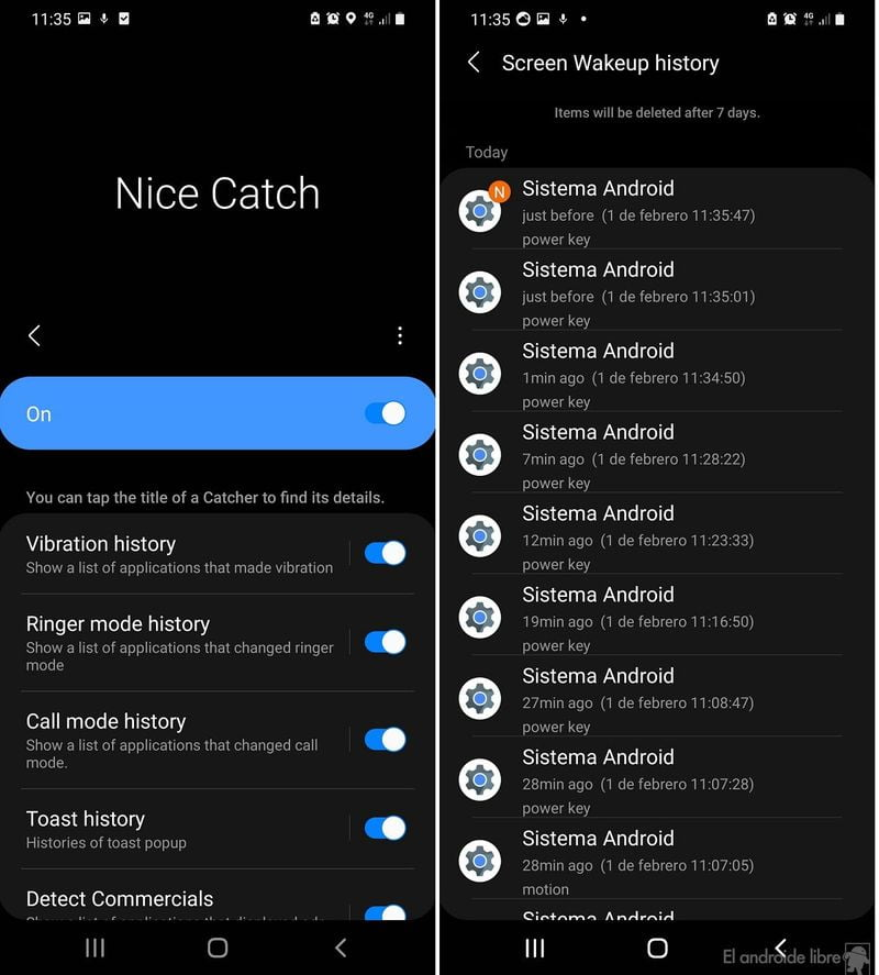 Samsung Nice Catch: How to learn what each app does on your phone?