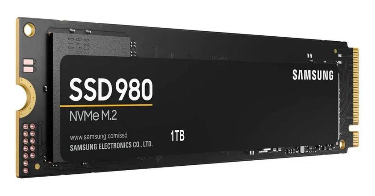 Samsung SSD 980 NVMe: New cheap SSD for your PC