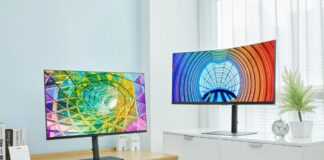 Samsung introduces its new line of high-resolution monitors