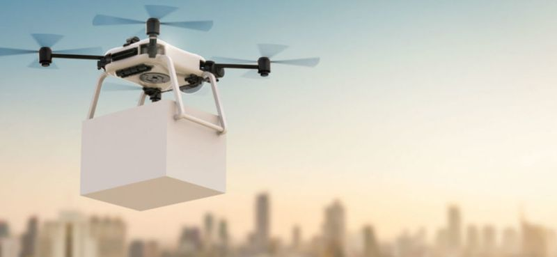 Samsung starts using drones for product delivery