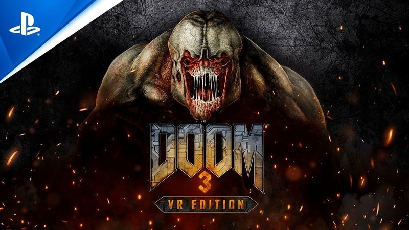 Sony unveils surprise 6 new virtual reality games for PS4 and PS5, including Doom 3 VR Edition