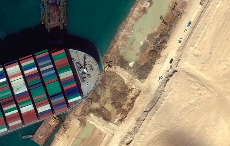 Suez Canal blockade could affect PS5 and Xbox X Series