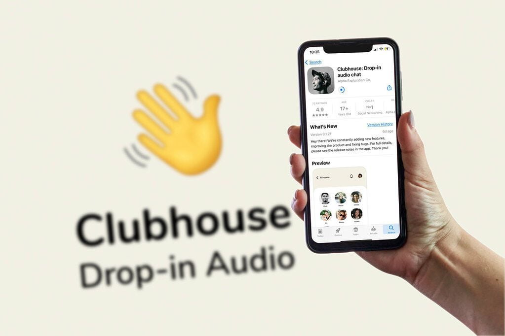 The Clubhouse doesn't just record your conversations
