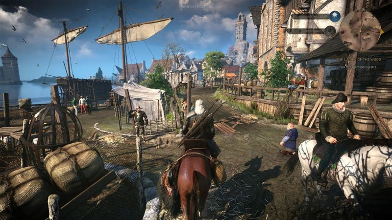 The Witcher 3: CD Projekt RED confirms when the next-gen update for PS5, Xbox Series, and PC will arriveThe Witcher 3: CD Projekt RED confirms when the next-gen update for PS5, Xbox Series, and PC will arrive