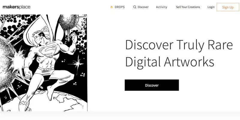 These 5 sites allow you to buy digital goods using NFT