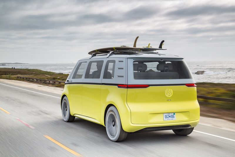 Volkswagen to make ID Buzz a reality, electric version of its iconic microbus to go on sale in 2023