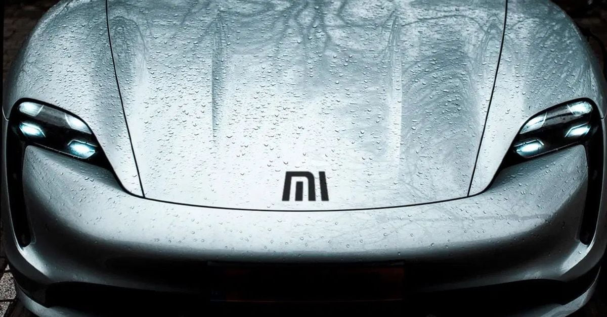 Xiaomi is already working on its first electric car and plans to unveil it in 2023