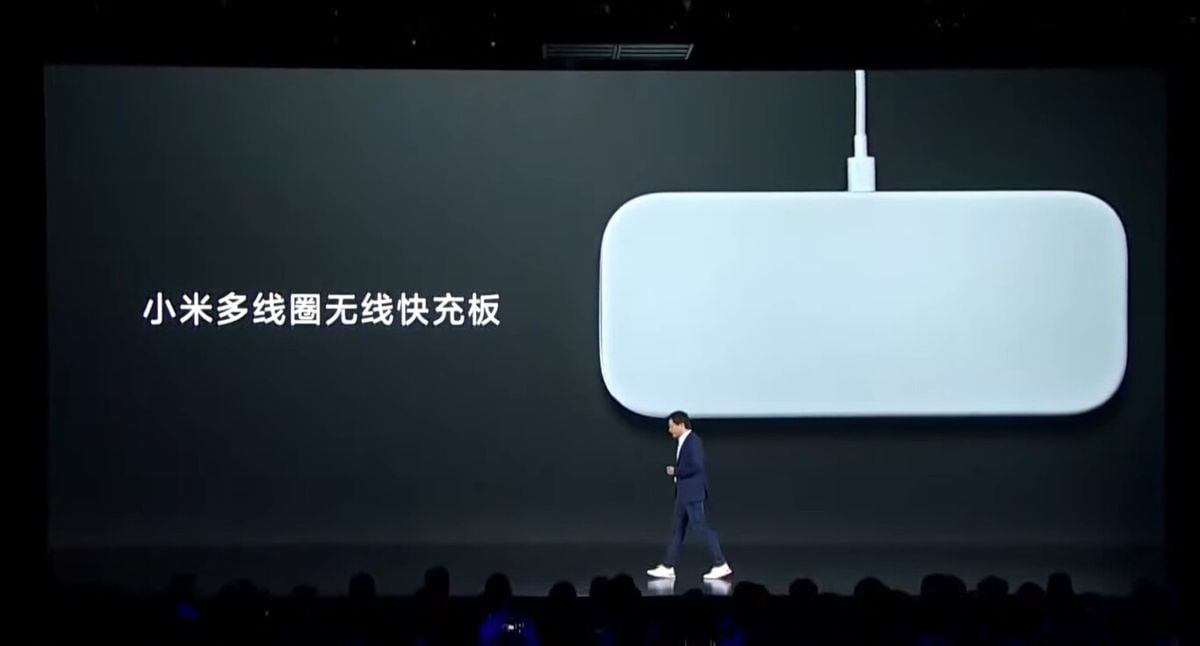 Xiaomi launches multiple wireless charging base: Its 19 coils are the secret