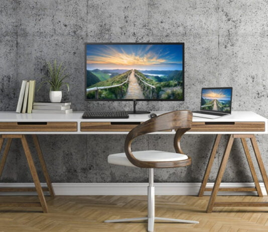 AOC presents its new V4 series monitors: specs, price and release date