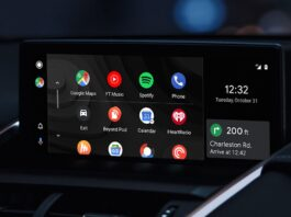 How to change Android Auto wallpaper?