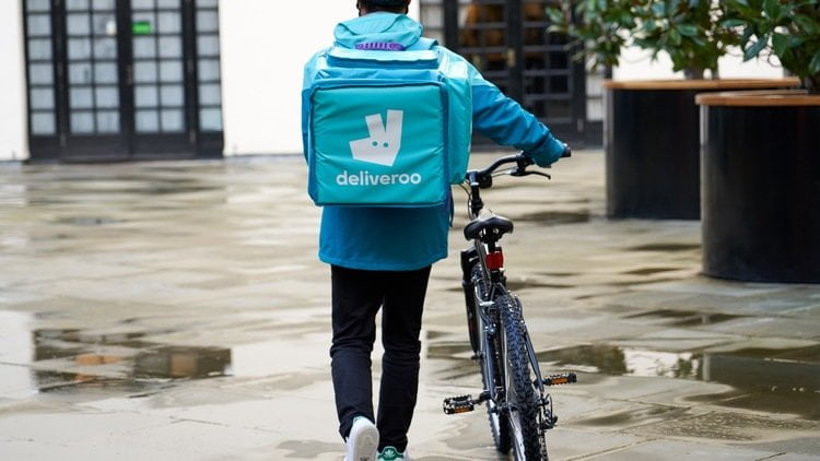Deliveroo cuts IPO but its shares has already plummeted by more than %30