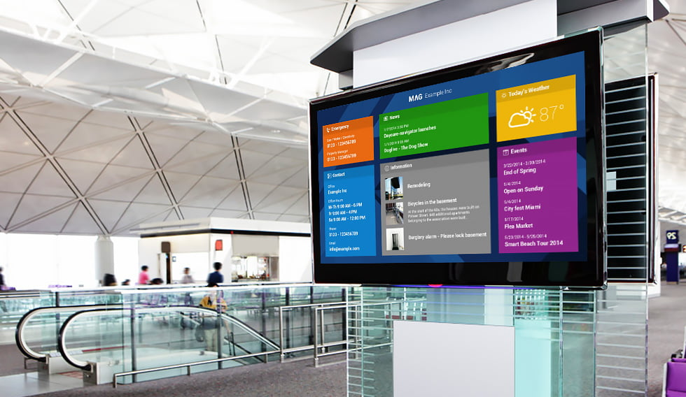 What is digital signage and what are its advantages?